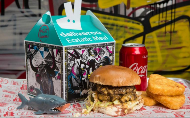 meatliquor ecstatic meal | london on the inside