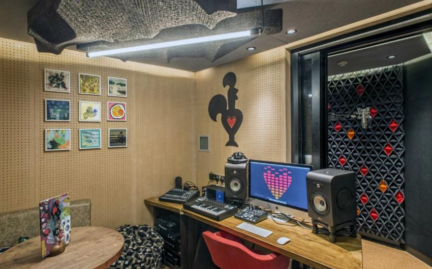 nandos recording studio   london on the inside