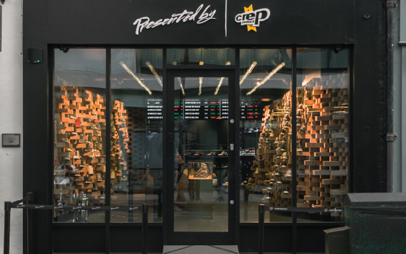 the ultimate sneaker store - London On