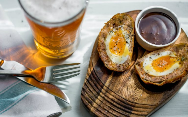 scotch egg challenge