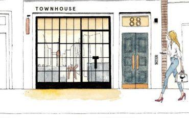 townhouse nail salon   london on the inside