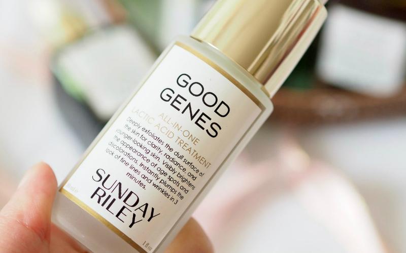 sunday riley good genes | london on the inside