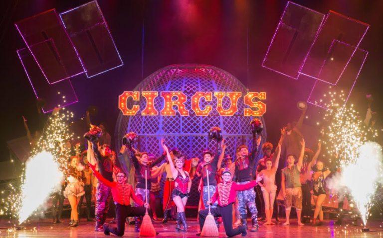 cirque beserk | london on the inside