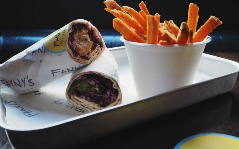 fanny's kebabs | london on the inside