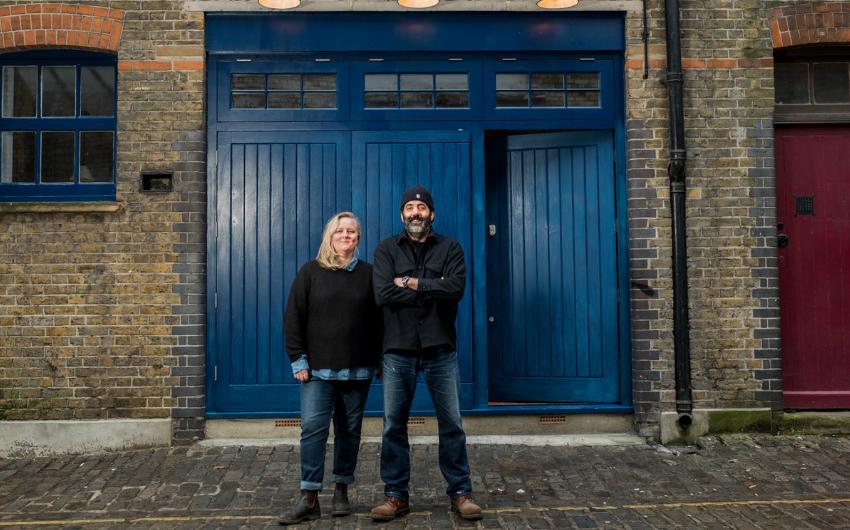 fortitude bakehouse | london on the inside