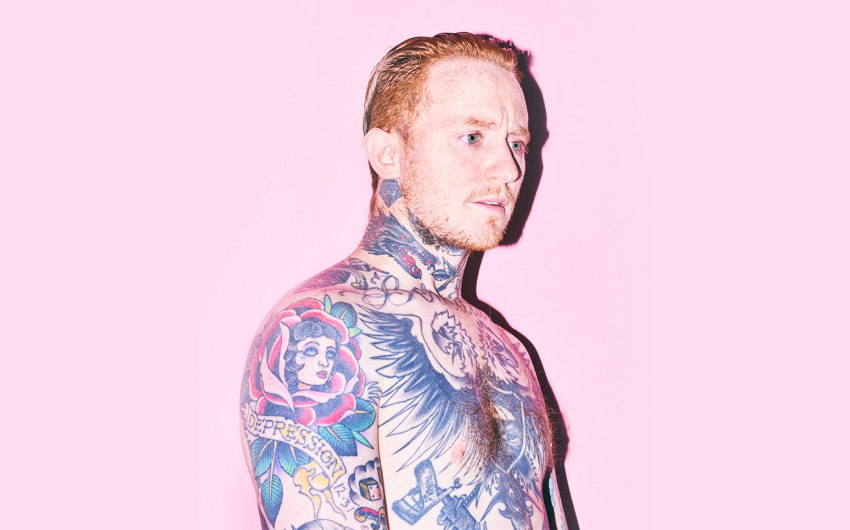 frank carter | london on the inside