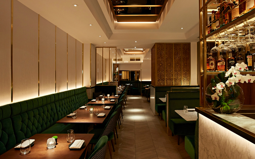 indian accent   london on the inside