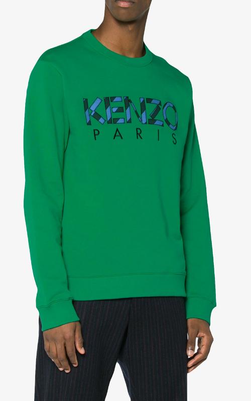 kenzo sweater | london on the inside
