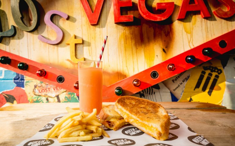 lost vegas at queen of hoxton | london on the inside