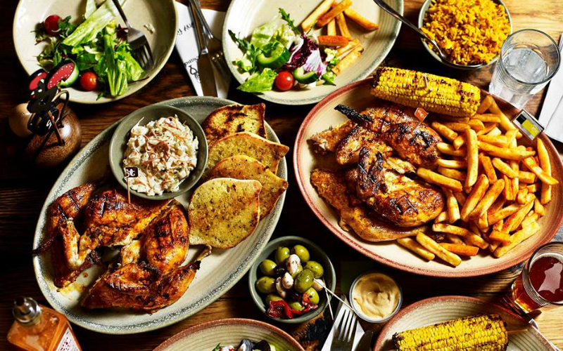 nando's | london on the inside