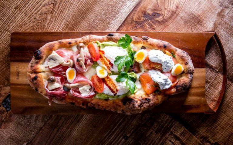 radici pizza brunch | london on the inside