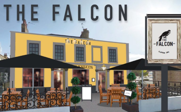 the falcon | london on the inside
