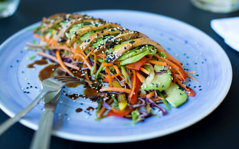 Vegan Food | London On The Inside