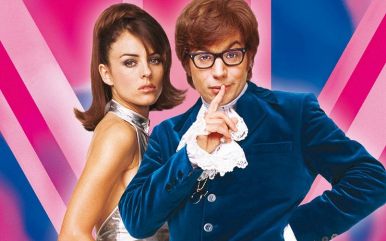 austin powers | london on the inside