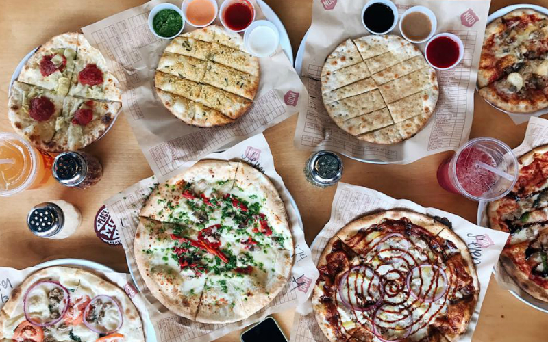 mod pizza | london on the inside