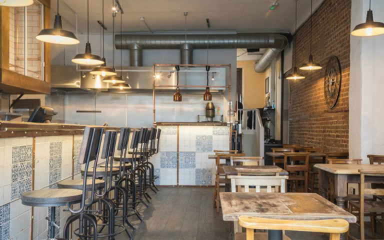 rustic twist | london on the inside