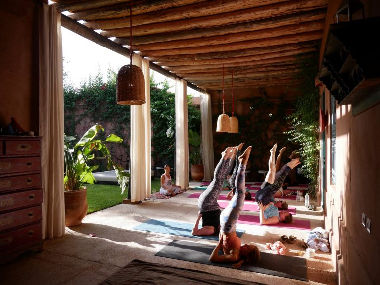 good yoga life | london on the inside