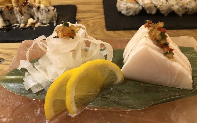 Hot Stone Sushi