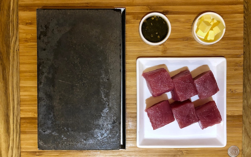 Hot Stone Sushi | London On The Inside