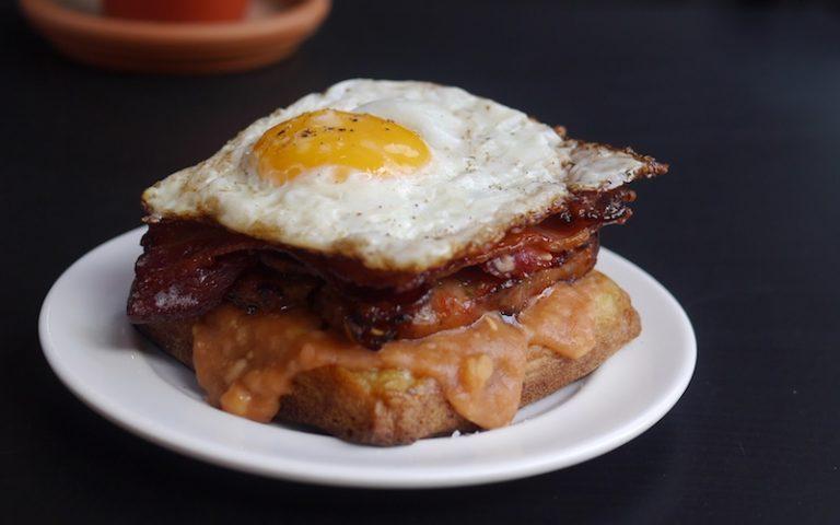 LOTI Breakfast Crumpet