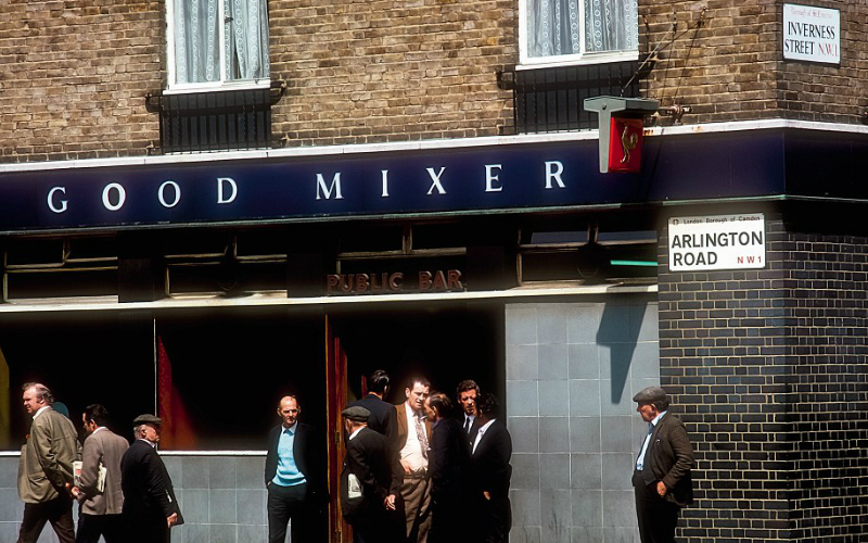 good mixer | london on the inside