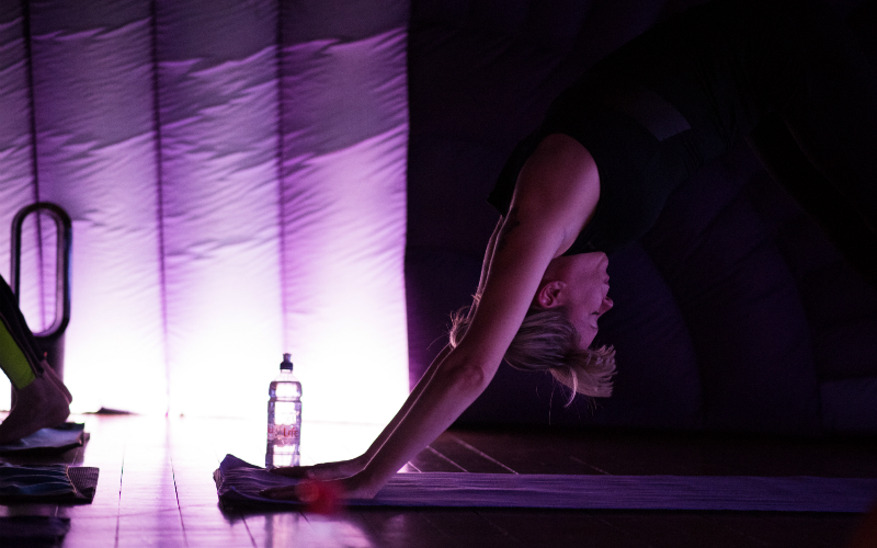 hotpod yoga | london on the inside