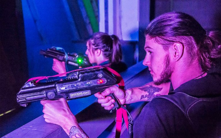 laser tag | london on the inside