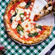 Best pizza in London