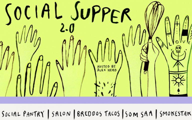 social supper   london on the inside