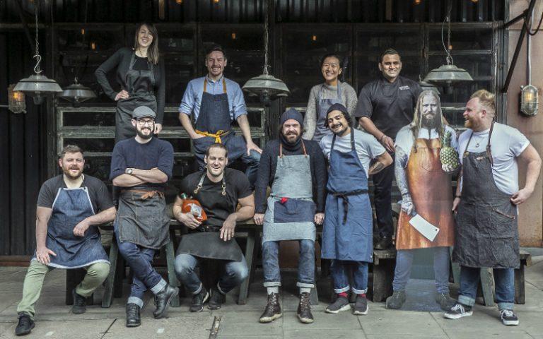 tabasco global kitchen | london on the inside