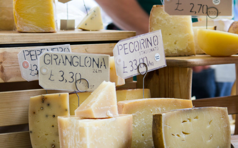 we love cheese | london on the inside