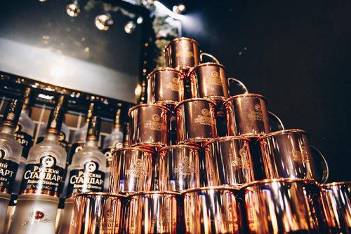 Russian Standard Vodka | London On The Inside