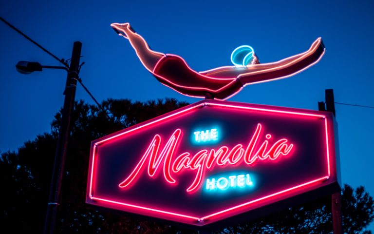 The Magnolia Hotel | London On The Inside