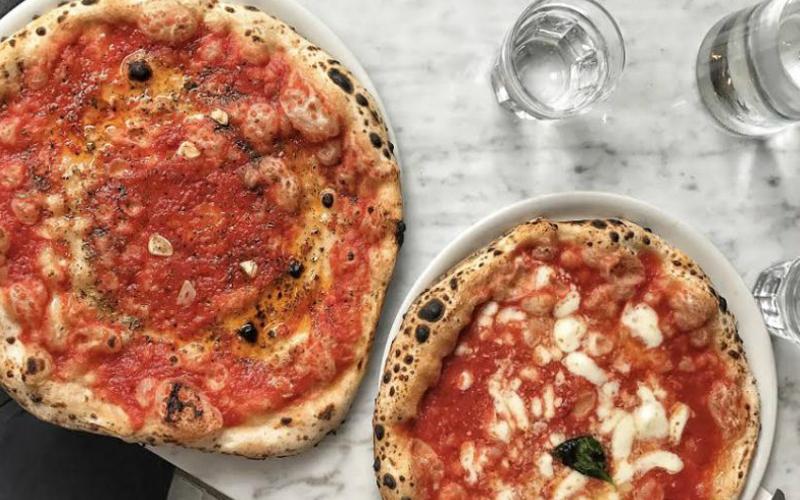 l'antica pizzeria | london on the inside