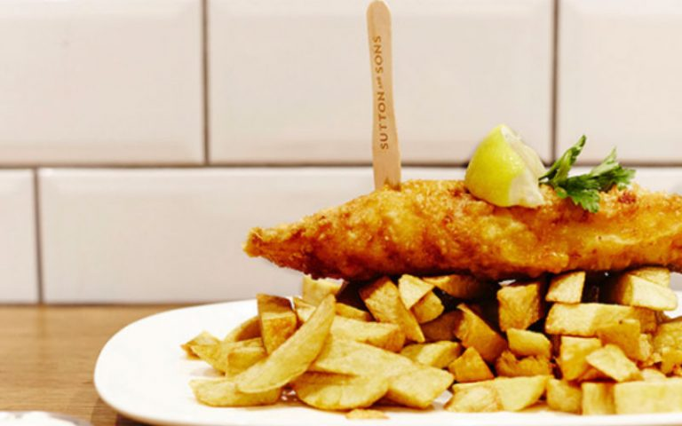 Best fish and chip shops in London