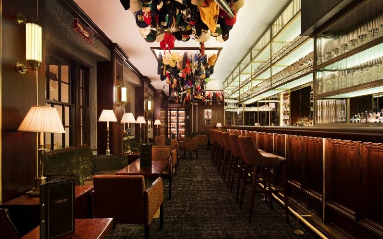 american bar at the stafford | london on the inside