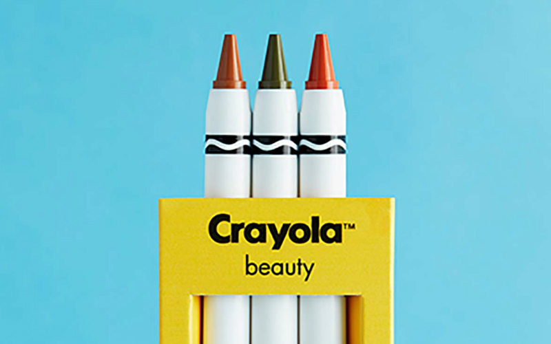 crayola make-up   london on the inside