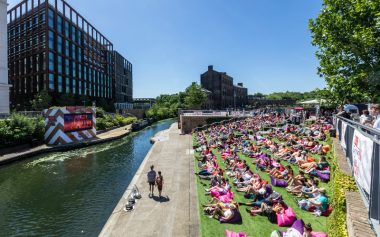 summer love film festival at kings cross