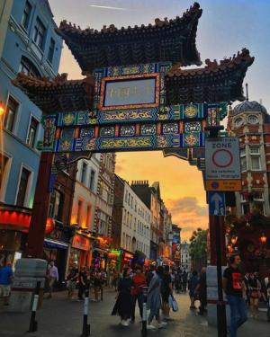 Chinatown London