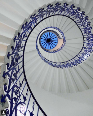 Queen's House Staircase