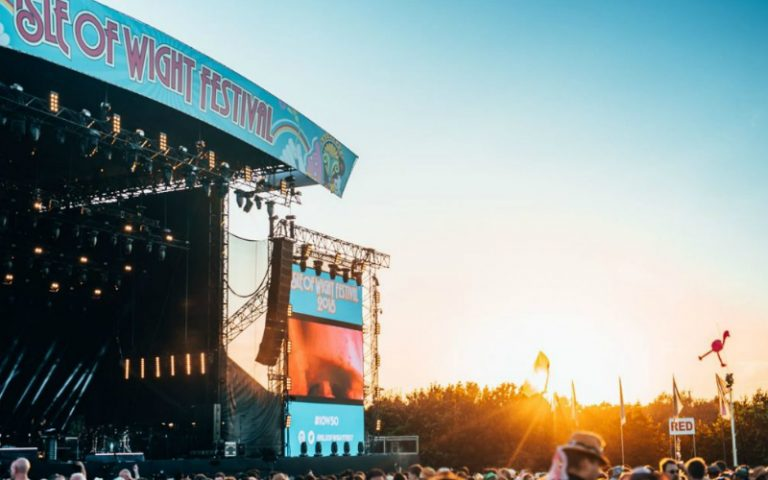 Isle of wight Main Stage