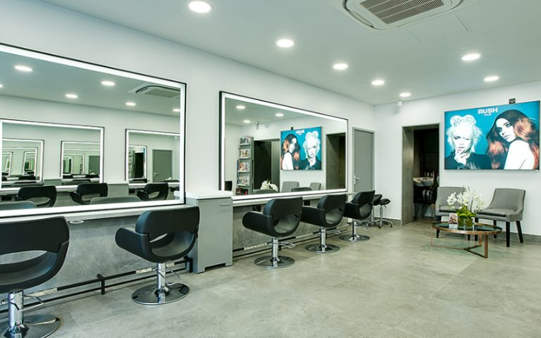 rush salon kentish town