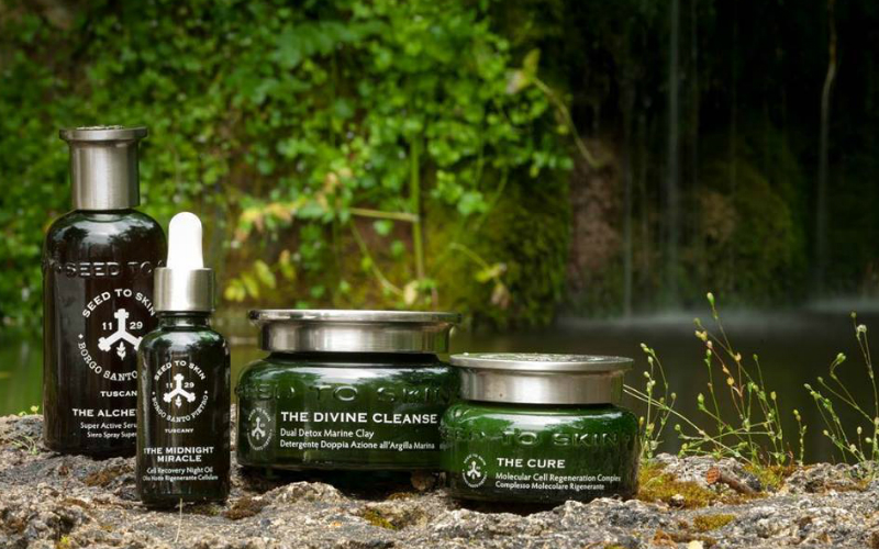 seed to skin products