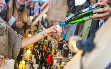 the wine car boot is back
