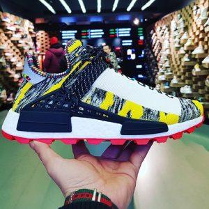 pharrell williams x adidias sneakers