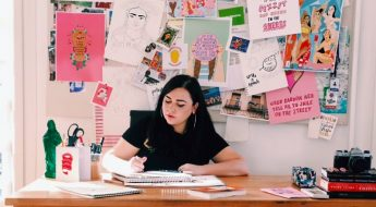 Alice Skinner is a Illustrator living in London