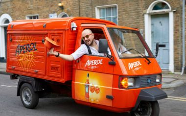 get free aperol spritzes delivered to your door