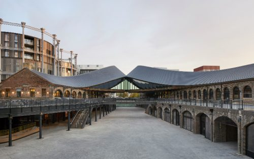 where to eat at coal drops yard