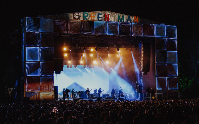 Green Man Main Stage