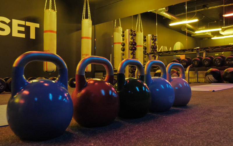 mindset gym